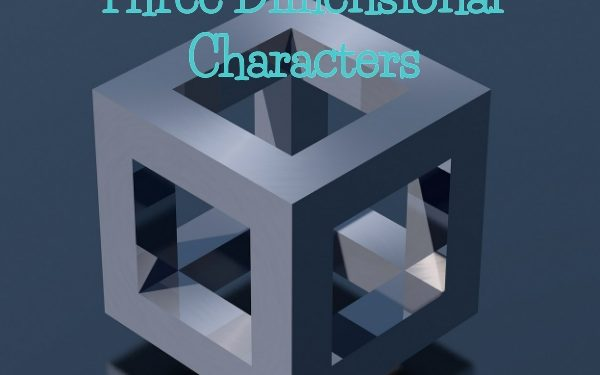 Making Characters Three-Dimensional