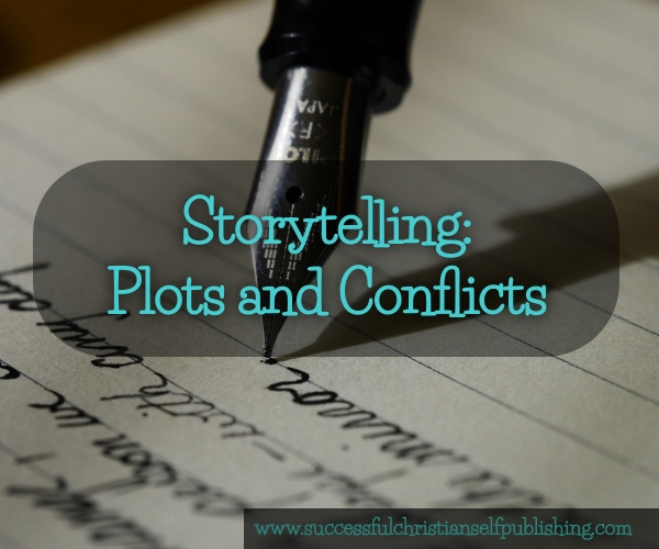 Storytelling: Plots and Conflicts