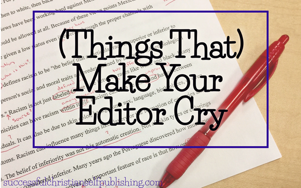 Make Your Editor Cry:  Baited breath vs. Bated breath