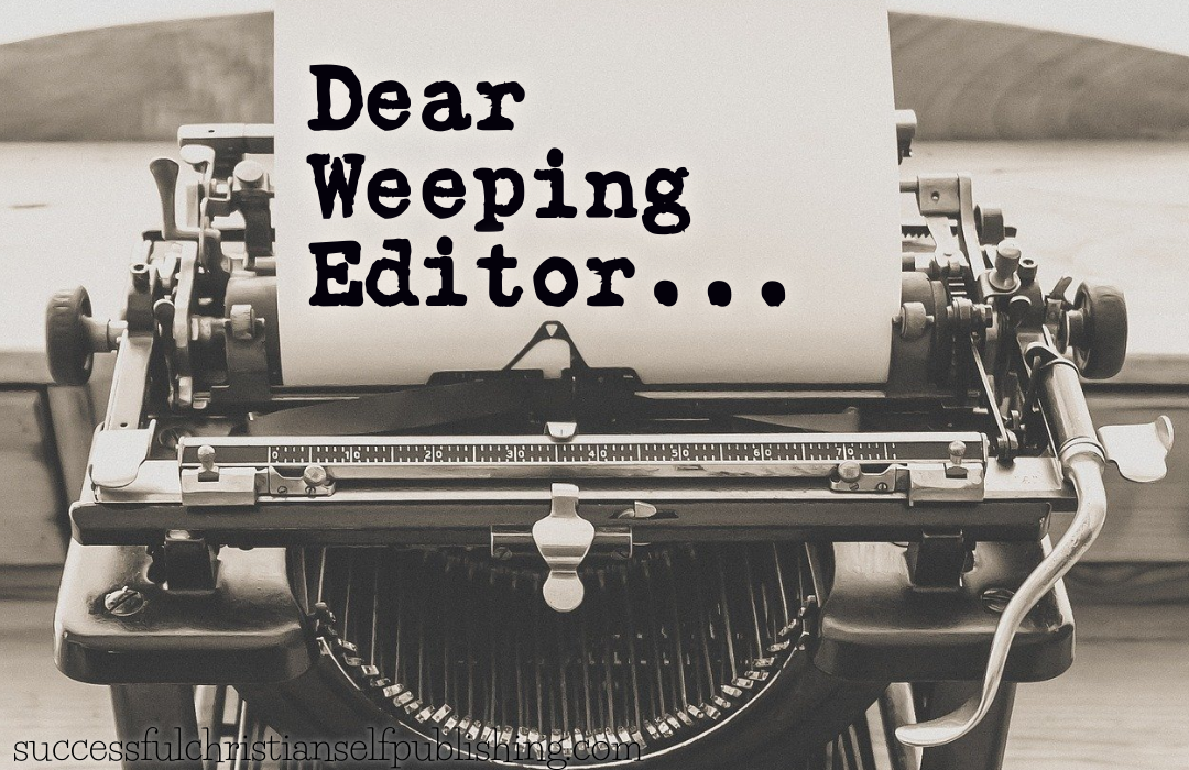 Dear Weeping Editor: Proprioception & Vestibular
