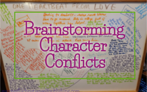 Brainstorming Character Conflicts