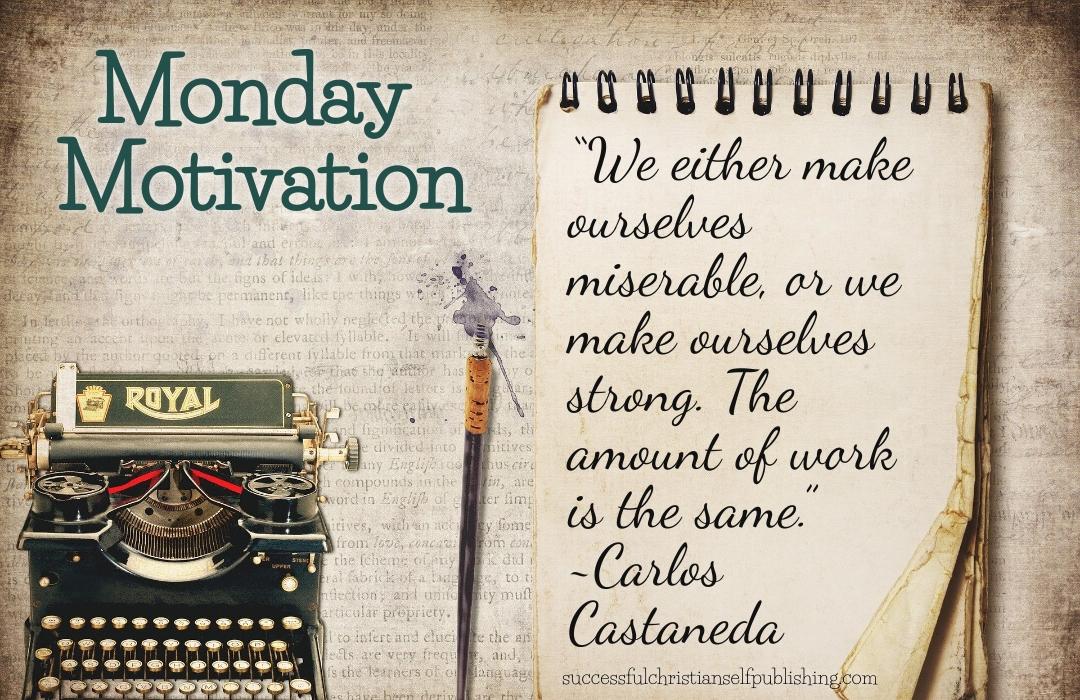 Monday Motivation 3/22/21
