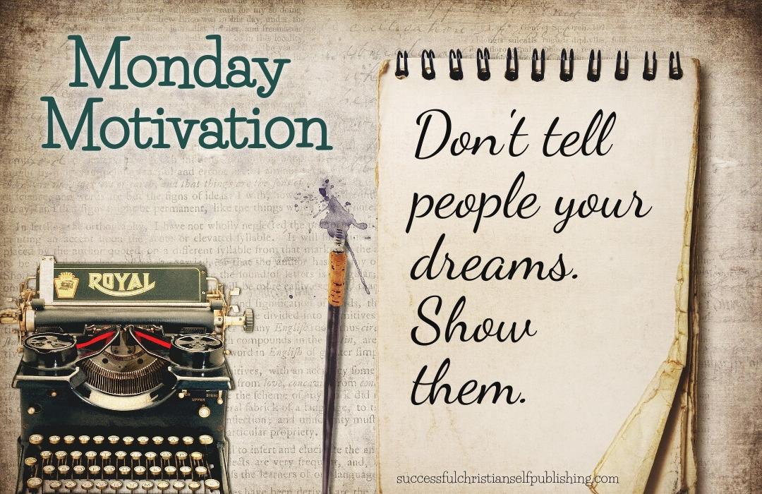 Monday Motivation 3/29/21