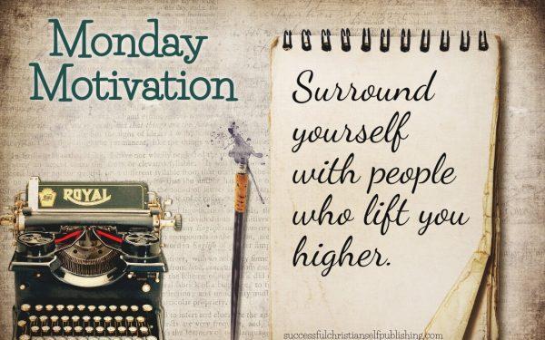 Monday Morning Motivation 4/5/21