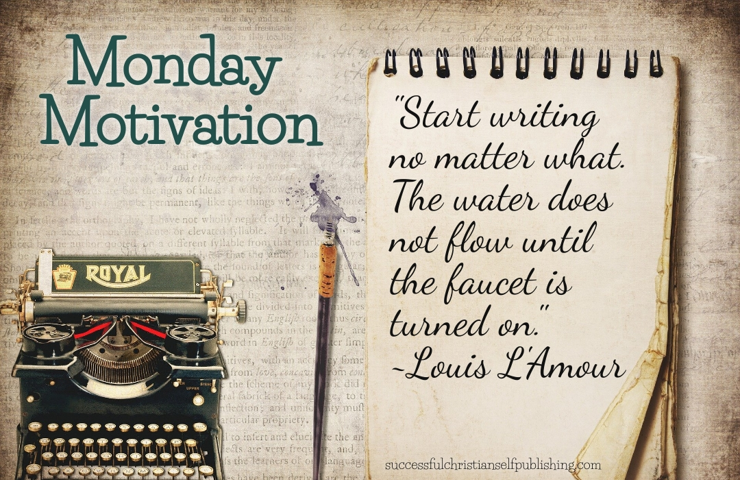 Monday Morning Motivation 6/7/21
