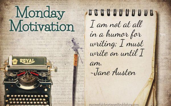 Monday Morning Motivation 6/14/21