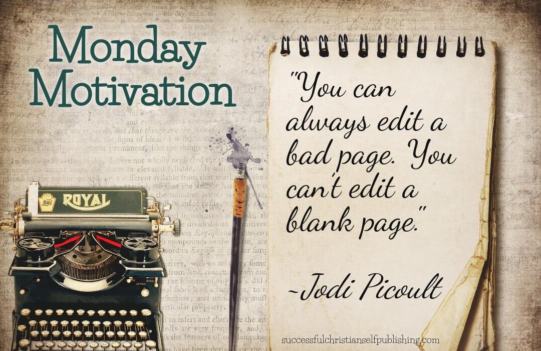 Monday Morning Motivation 6/28/21